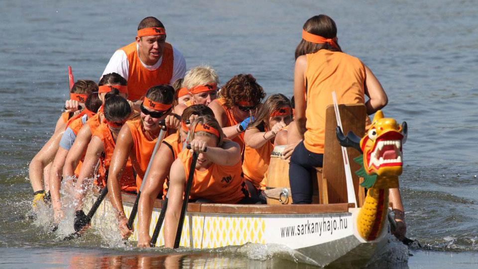 Sukoro - gyermeknapi sárkányhajó fesztivál a pmgyia-val